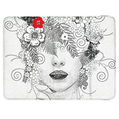 Flower Child Samsung Galaxy Tab 7  P1000 Flip Case