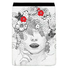 Flower Child Removable Flap Cover (Large)