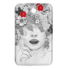 Flower Child Samsung Galaxy Tab 3 (7 ) P3200 Hardshell Case