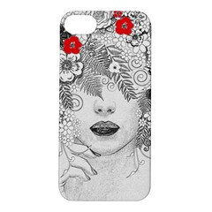 Flower Child Apple iPhone 5S Hardshell Case