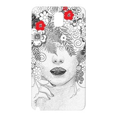 Flower Child Samsung Galaxy Note 3 N9005 Hardshell Back Case