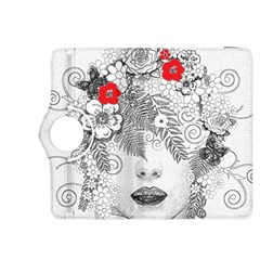 Flower Child Kindle Fire HDX 8.9  Flip 360 Case