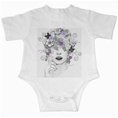 Flower Child Of Hope Infant Bodysuit