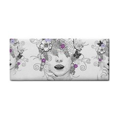 Flower Child Of Hope Hand Towel
