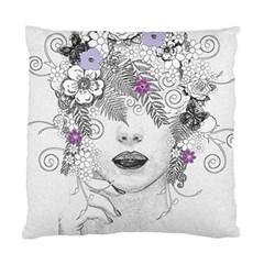 Flower Child Of Hope Cushion Case (Single Sided)