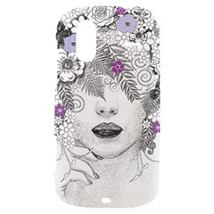 Flower Child Of Hope HTC Amaze 4G Hardshell Case