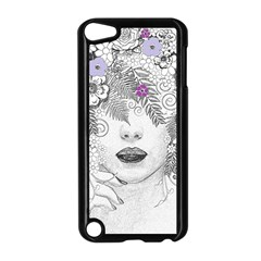 Flower Child Of Hope Apple iPod Touch 5 Case (Black)