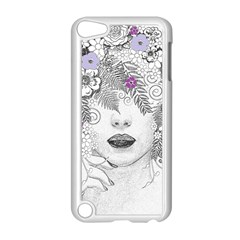 Flower Child Of Hope Apple iPod Touch 5 Case (White)