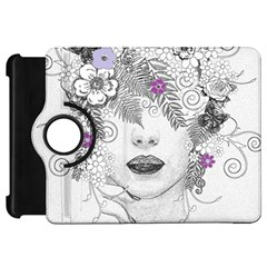 Flower Child Of Hope Kindle Fire Hd 7  (1st Gen) Flip 360 Case