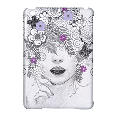 Flower Child Of Hope Apple iPad Mini Hardshell Case (Compatible with Smart Cover)
