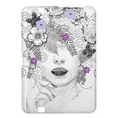 Flower Child Of Hope Kindle Fire HD 8.9  Hardshell Case
