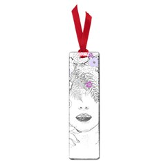 Flower Child Of Hope Small Bookmark