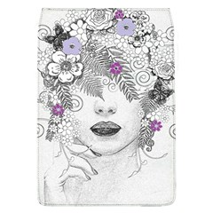 Flower Child Of Hope Removable Flap Cover (Large)