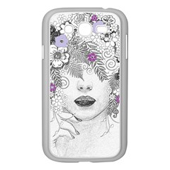 Flower Child Of Hope Samsung Galaxy Grand DUOS I9082 Case (White)