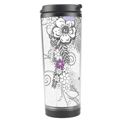 Flower Child Of Hope Travel Tumbler