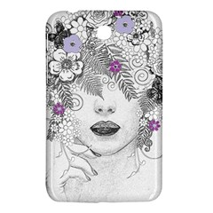 Flower Child Of Hope Samsung Galaxy Tab 3 (7 ) P3200 Hardshell Case