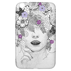 Flower Child Of Hope Samsung Galaxy Tab 3 (8 ) T3100 Hardshell Case