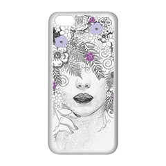 Flower Child Of Hope Apple Iphone 5c Seamless Case (white)