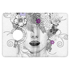 Flower Child Of Hope Kindle Fire HDX 7  Flip 360 Case