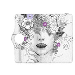 Flower Child Of Hope Kindle Fire HDX 8.9  Flip 360 Case