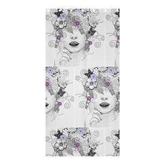 Flower Child of Hope Shower Curtain 36  x 72  (Stall)
