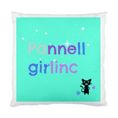Pannellgirlinc Cushion Case (two Sided)