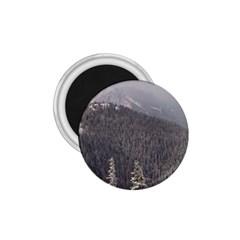 Mountains 1.75  Button Magnet