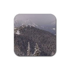 Mountains Drink Coaster (square)