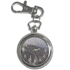 Mountains Key Chain Watch