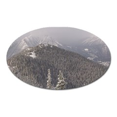 Mountains Magnet (Oval)