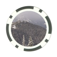Mountains Poker Chip