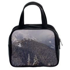 Mountains Classic Handbag (two Sides)
