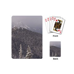 Mountains Playing Cards (Mini)