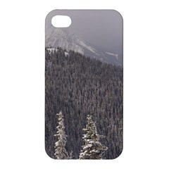 Mountains Apple Iphone 4/4s Hardshell Case