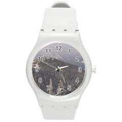Mountains Plastic Sport Watch (Medium)