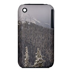 Mountains Apple iPhone 3G/3GS Hardshell Case (PC+Silicone)