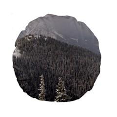 Mountains 15  Premium Round Cushion