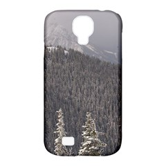 Mountains Samsung Galaxy S4 Classic Hardshell Case (pc+silicone)