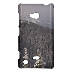 Mountains Nokia Lumia 720 Hardshell Case