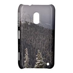 Mountains Nokia Lumia 620 Hardshell Case
