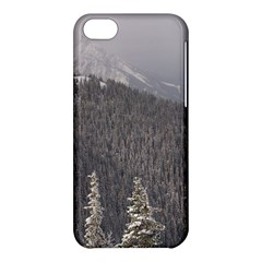 Mountains Apple iPhone 5C Hardshell Case