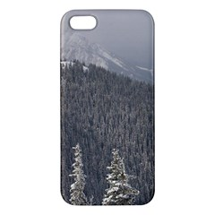 Mountains iPhone 5S Premium Hardshell Case