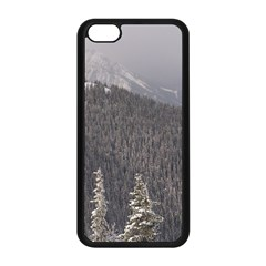 Mountains Apple iPhone 5C Seamless Case (Black)