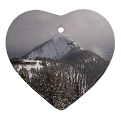 Gondola Heart Ornament