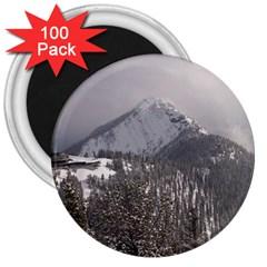 Gondola 3  Button Magnet (100 pack)