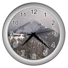 Gondola Wall Clock (Silver)