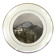 Gondola Porcelain Display Plate