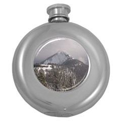 Gondola Hip Flask (Round)