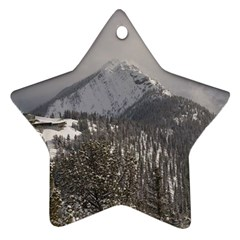 Gondola Star Ornament (Two Sides)
