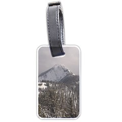 Gondola Luggage Tag (One Side)